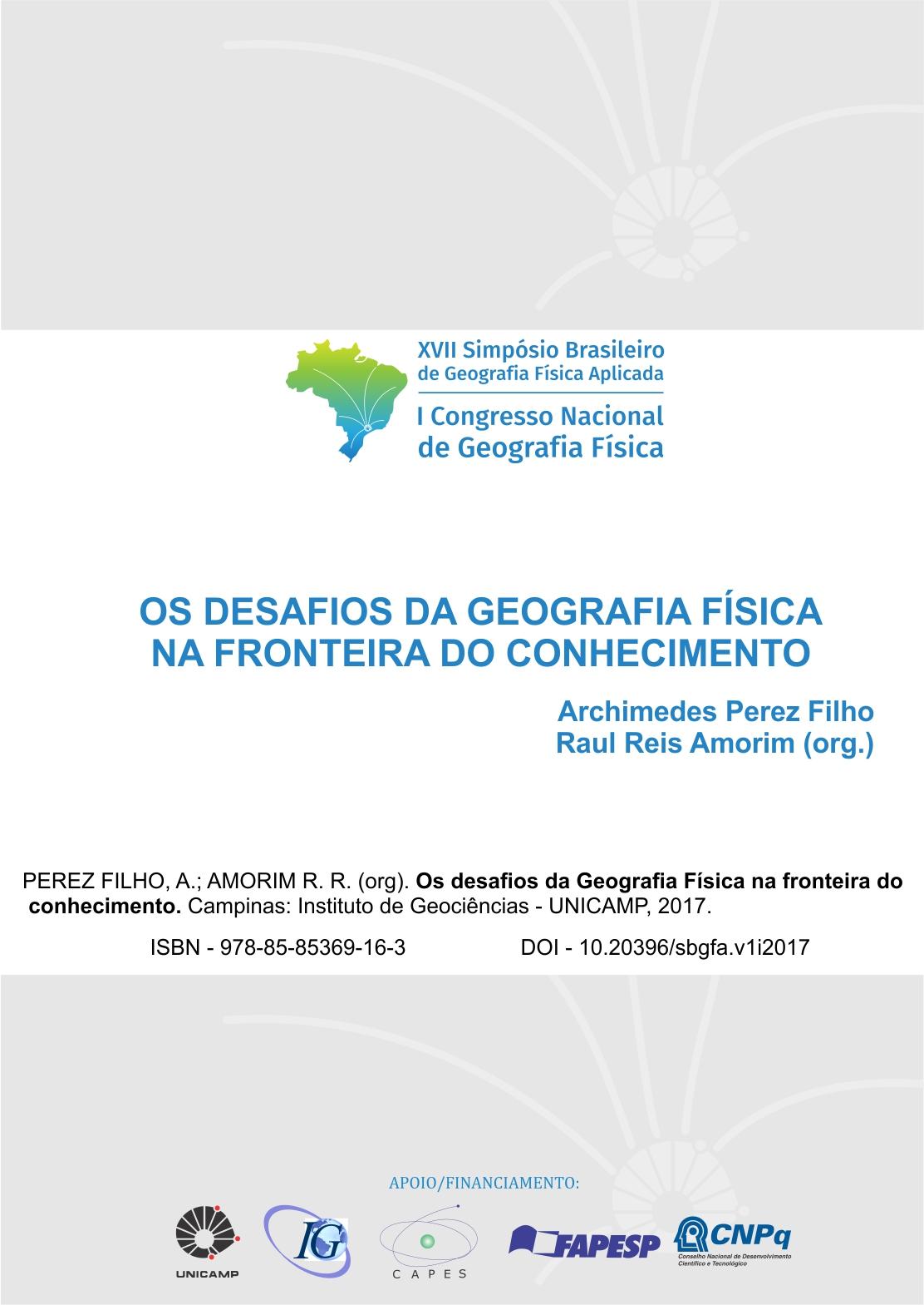 V 1 2017 ebook os desafios da geografia fsica na fronteira do 1 2017 ebook fandeluxe Image collections